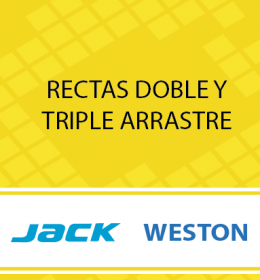 Rectas Doble y Triple Arrastre